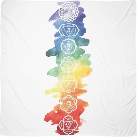 chakra scarf